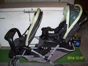 Multi-child stroller Kingston Kingston Area image 3
