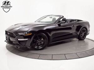 2018 Ford Mustang ECOBOOST, GPS, CUIR
