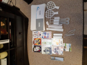Nintendo Wii. Great condition asking $120