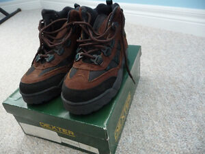 Brand New Leather Hiking Shoes - Size 3 London Ontario image 1