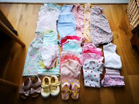 Girl's 18-24 month Summer Bundle