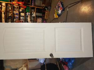 """Interior door 30""""X60 with headle"""