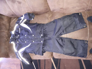 Girls 3T Royal Distributing Snowsuit