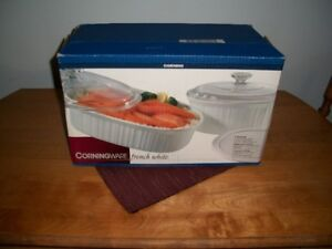 5 Piece Corningware - New in Box