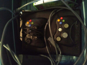 XBOX 360- with games