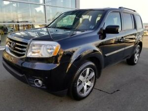 2013 Honda Pilot Touring Package