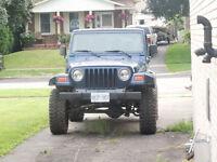 2002 Jeep TJ Convertible