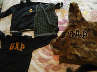 Youth boys size 10-12 ,spring winter clothing lot