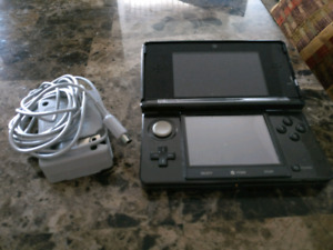 Nintendo 3DS (With Charger)