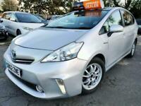 2013 Toyota PRIUS+ VVT-h T4 CVT 5dr Double Sunroof 7 Seats MPV Petrol/Electric H