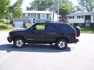 2005 Chevrolet Blazer SUV, Crossover 4x4