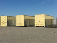 STORAGE, CONTRCTORS YARDS, PARKING