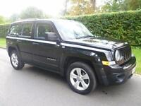 2011 Jeep Patriot 2.2 CRD Sport Station Wagon 4x4 5dr