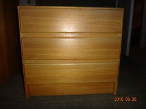 Solid TEAK WOOD  TV stand and 3drawer  unit