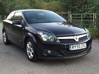 Vauxhall Astra 3dr sxi black