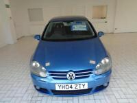 Volkswagen Golf 2.0TDI 2004MY GT