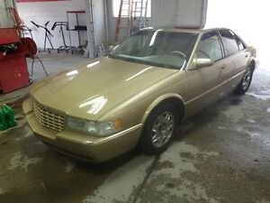 1995 Cadillac STS Sedan
