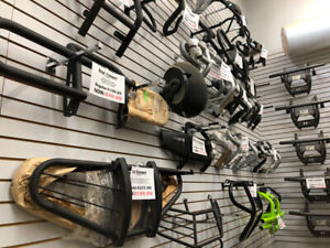 TONS OF ATV BUMPERS AT CLEAR-OUT PRICING!