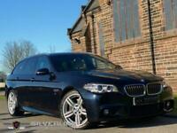 2015 BMW 5 Series 2.0 525D M SPORT TOURING 5d 215 BHP Estate Diesel Automatic