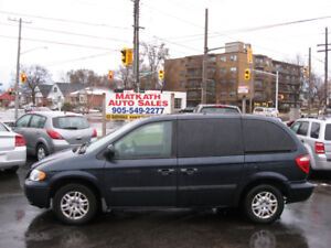 **2007 Dodge Caravan 7 Passenger** Certified & E-tested