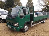 2008 Isuzu Truck NQR - DROPSIDE - 7.5 Ton