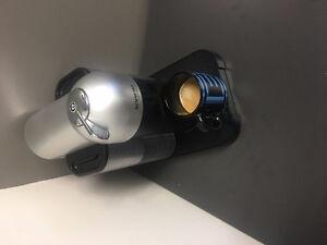 Machine VertuoLine de Nespresso - Chromé