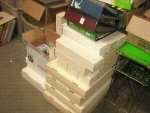 Many Boxes Of Sports Cards All 4 Major Sports