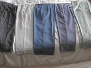 5 Pairs Ladies Dress Pants