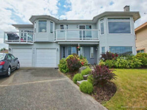 Nanaimo sea-view house for rent