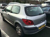 Peugeot 307 1.4HDi Style**DIESEL**£30 TAX**SUPER LOW MILEAGE**IMMACULATE**70MPG*