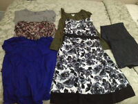 Maternity clothes size small and meduim