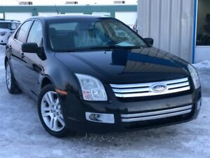 2008 Ford Fusion SEL AWD V6, FINANCEMENT MAISON