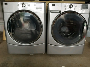 Maytag 2000 series front load washer and dryer