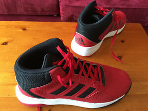 Adidas basketball sneakers size 11
