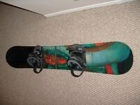 FireFly, Avenger, FOK snowboards great condition