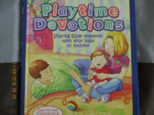 baby and toddler Bible song book
