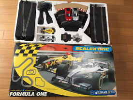 Scalextric Formula One set