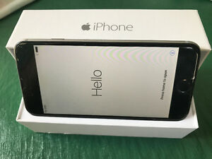16GB Apple iPhone 6 Space Gray - Excellent Condition