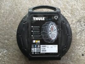 Thule CL-10 Snow Chains - Never Used