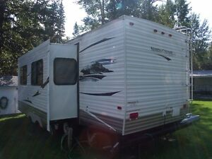 2009 North Country LS 27BHS Travel Trailer Strathcona County Edmonton Area image 3