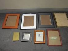 9 Picture Photo Frames Bulk Used - $10 for the lot! Used Sydney City Inner Sydney Preview