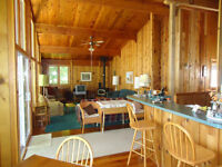For Rent, Year-round  3 Bedroom Cottage on Lake of Bays