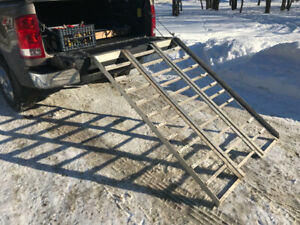 Snowmobile Loading Ramp For Sale