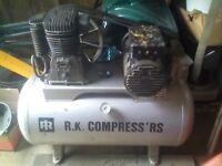 Compresseur 4 forces
