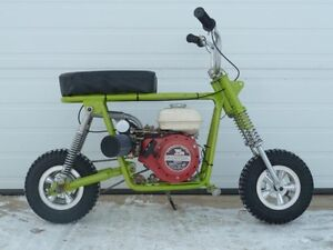 WANTED Keystone Deluxe Mini Bike Parts Peterborough Peterborough Area image 2