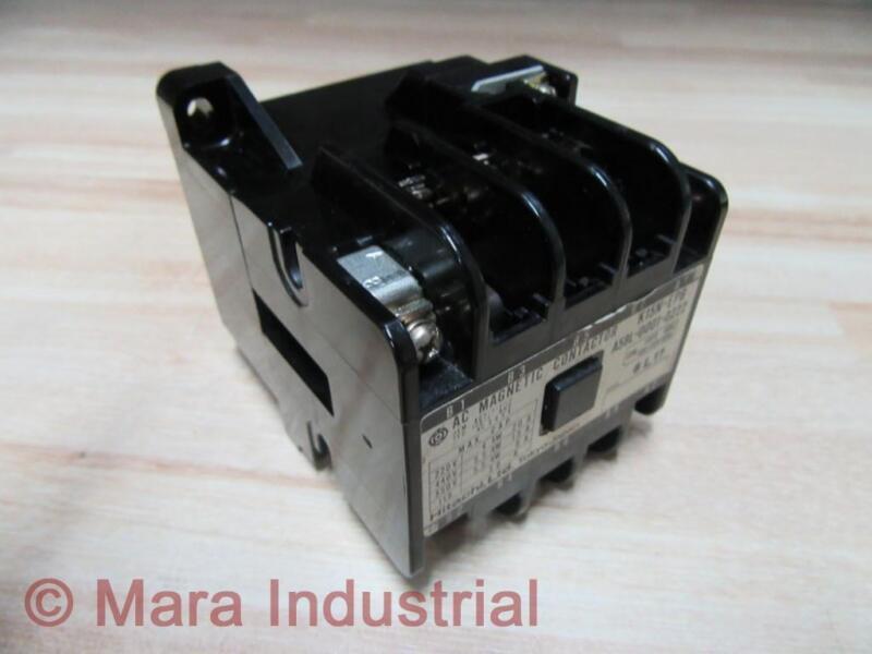 Hitachi K15N-EPB Contactor A58-0001-0222