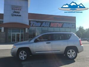 2009 Jeep Compass Sport/Base 4x4  LOCAL TRADE, 4X4, CD/MP3, EASY