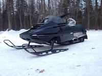 Arctic Cat Panther 440 Deluxe 1991