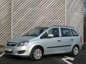 2009/59 VAUXHALL ZAFIRA 1.6i 16v VVT LIFE 5DR MPV ESTATE -7 SEATS !!