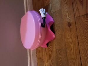 Minnie mouse potty